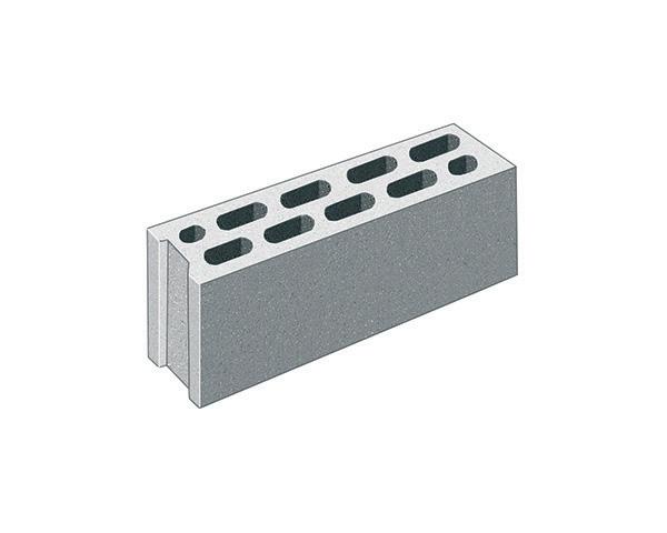 blocco in calcestruzzo tipo A Image