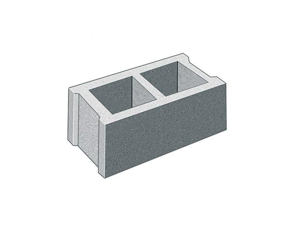 blocco in calcestruzzo tipo B Image