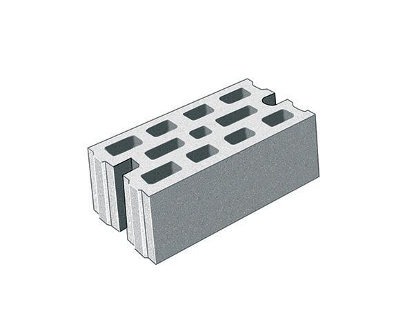 blocco in calcestruzzo tipo C Image