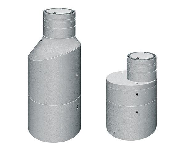 Componenti pozzetto CNZ