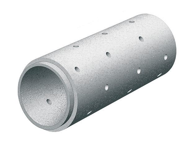 tubo forato